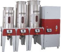 Essiccatore ad adsorbimento / discontinuo / per granulati plastici / portatile