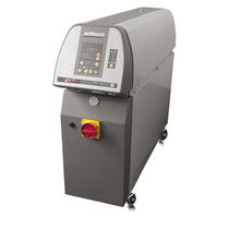 Controllore di temperatura con touch screen / programmabile / per canale caldo / mobile