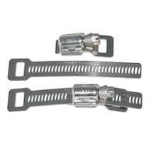 Collare per cavo elettrico in acciaio inossidabile / con montaggio a vite