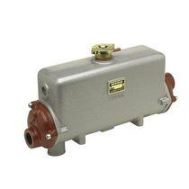 Scambiatore di calore con serbatoio di accumulo / liquido / liquido / con serbatoio in testa / per pompa antincendio