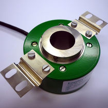 Encoder rotativo incrementale / ottico / ad albero cavo / IP64