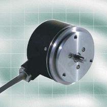 Encoder rotativo assoluto / ottico / ad albero pieno / monogiro