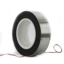 Collettore ad anelli elettrico / per gru / per avvolgitrici / di grande diametro