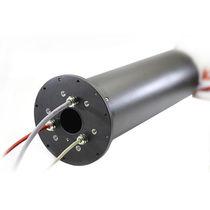 Collettore ad anelli via Ethernet / HD-SDI / a capsula / compatto