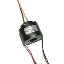 Collettore ad anelli albero di trasmissione / per telecamera / medico / compatto