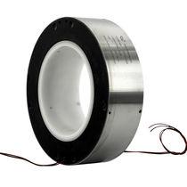 Collettore ad anelli elettrico / ad albero cavo / per centrale eolica / per gru