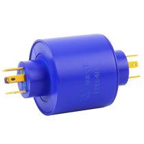 Collettore ad anelli elettrico / per imballaggi / compatto / su misura