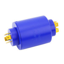 Collettore ad anelli elettrico / a colonna / per imballaggi / ecologico