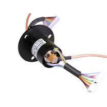Collettore ad anelli elettrico / a capsula / digitale / analogico