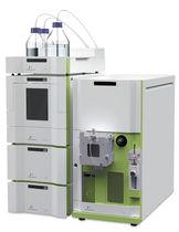 Cromatografo in liquidi / accoppiato a spettrometro di massa / da laboratorio