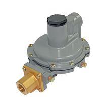 Regolatore di pressione di gas / a due piani / a membrana