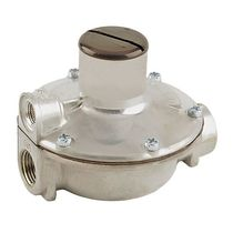 Regolatore di pressione per gas / monostadio / a diaframma / a molla