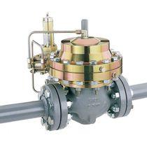 Regolatore di pressione per gas naturale / monostadio / a pistone / ad alta pressione