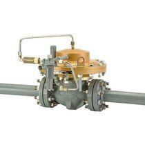 Regolatore e riduttore di pressione per gas naturale / monostadio / a membrana / a bassa pressione