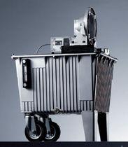 Serbatoio in alluminio / in pressione / di raccolta fluido / verticale