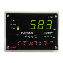 Registratore di dati di temperatura / di umidità / CO2 / USB