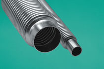 Tubo flessibile in acciaio inossidabile / a parete sottile / a saldare