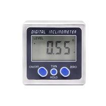 Inclinometro digitale / con display LCD / per misurazione di angolo