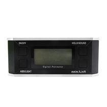 Inclinometro 2 assi / digitale / con display LCD / per misurazione di angolo