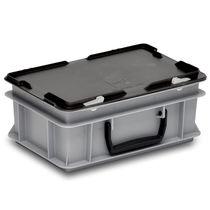 Valigia da trasporto / in plastica / per utensili / con impugnatura