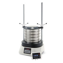 Setacciatore analitico per polveri / per applicazioni farmaceutiche / di controllo / a vibrazione circolare