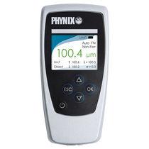 Misuratore di spessore di rivestimento / digitale / portatile / con registratore di dati