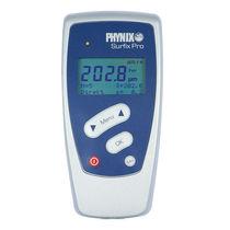 Misuratore di spessore per nastro trasportatore / di rivestimento / digitale / a induzione magnetica