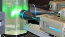 Apparecchio di misura di velocimetria ad immagini PIV / di particelle / CCD