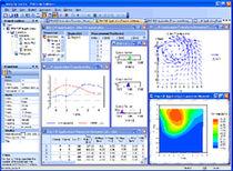 Software di analisi / di misura / di scorrimento / in linea