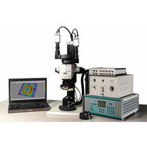 Microscopio per analisi termica / stereo / di misura / da banco