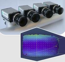 Telecamera di misura / di visione per macchina industriale / visibile / GigE
