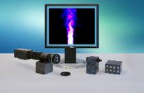 Strumento di visualizzazione di flusso con fluorescenza indotta tramite laser / PLIF / di gas