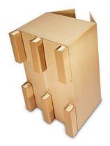 Pallet in cartone / per uso prolungato