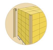 Angolare di protezione adesivo / in cartone