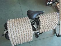 Imballaggio in polpa di legno / flessibile