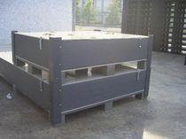 Cassa metallo / da trasporto / indistruttibile