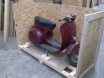 Imballaggio per moto