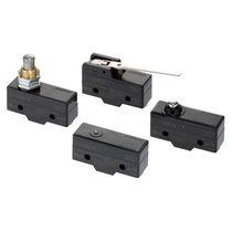 Pulsante a molla / unipolare / elettromeccanico / standard