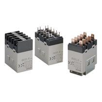 Relè elettromeccanico DC / connessione Faston / di potenza