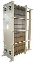 Scambiatore di calore a piastre e guarnizioni / liquido / liquido