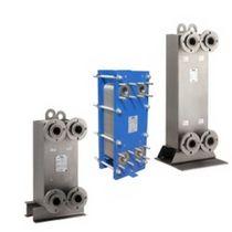 Scambiatore di calore a placche saldati / liquido / liquido