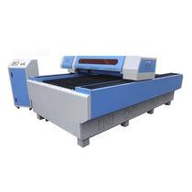 Macchina da taglio metallo / laser / CNC / di marcatura