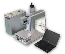 Macchina di marcatura laser Nd:YAG / benchtop / compatta
