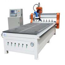Contornatrice CNC / 3 assi / a legna / con cambia utensile automatico