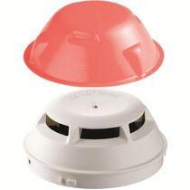 Rivelatore di incendio / di fumo / ottico / da soffitto