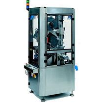 Etichettatrice automatica / per aplicazioni sulla parte superiore del prodotto / per container / per l'industria farmaceutica