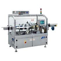 Etichettatrice automatica / per aplicazioni sulla parte superiore del prodotto / lineare