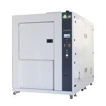Camera per test ambientale / per shock termico / in acciaio inossidabile / verticale
