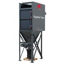 Depolveratore a cartuccia / con rimozione a getto spinto / compatto / ad uso industriale