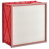 Filtro ad aria / in pannello / plissé / di depolverazione